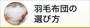 高級羽毛布団専門店